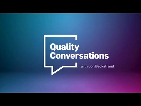 Quality Conversations: Ingvar Hjalmarsson, Nox Medical