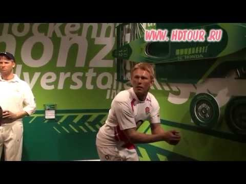 UK #2. London. Madame Tussaud's museum tour and Video guide.