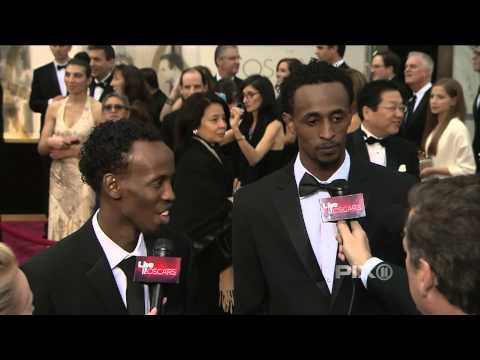 Barkhad Abdi and Faysal Ahmed Of