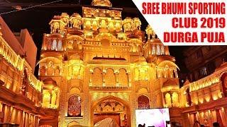 Durga Puja 2019 Kolkata | SreeBhumi Durga Puja 2019 | Puja Parikrama 2019 | Soumens Tech
