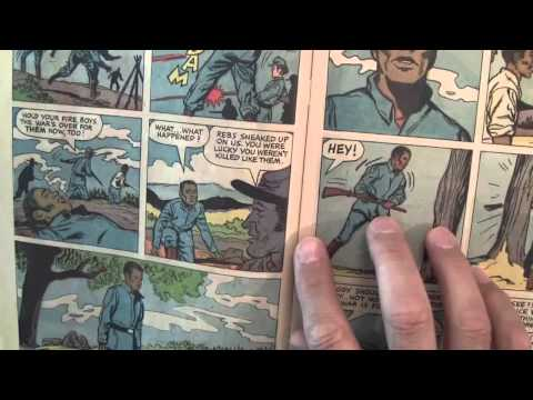 Reading Comics: First Comic Book with African American/Black Hero to Headline, Lobo #1, 1965 - ASMR