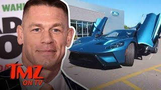 John Cena's Super Car Lawsuit | TMZ TV