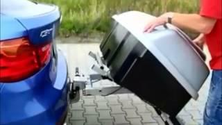 Heckträger ALUTRANS BackBOXX Premium Box  Beeken Fahrzeugteile