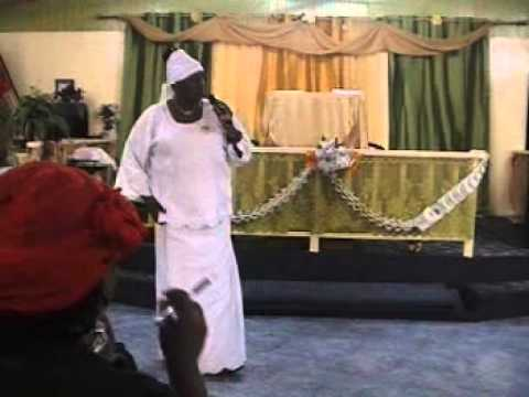City Of Faith Deliverance Center  Antigua July 2013 Convention  Open The Flood Gates of Heaven, Let