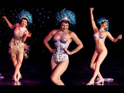 Bonnie Fox performs 1920s Burlesque | The Great Gatsby at Poupoupidou Revue