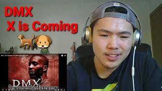 DMX - X is Coming   REACTION