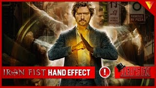 Iron Fist Hand Effect Hitfilm Express Tutorial | Red's Fx
