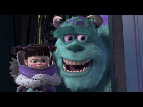 Monsters Inc - Make Her Laugh Again