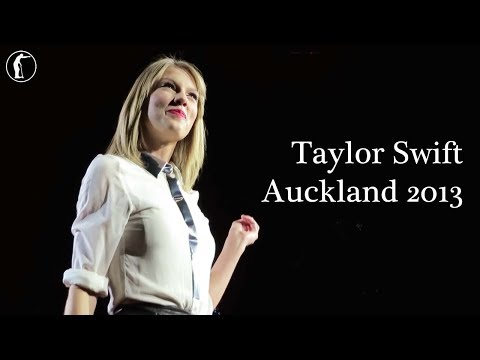Taylor Swift, Auckland New Zealand