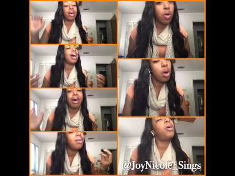 Alpha and Omega (Joy Nicole cover)