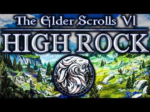 Elder Scrolls 6 - HIGH ROCK - Best Setting? Ancient Secrets, New Mysteries, High European Fantasy