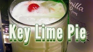 Key Lime Pie Drink Recipe - Lime Cocktails - Thefndc.com