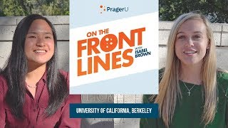 Student at UC Berkeley Harassed For Christian Beliefs