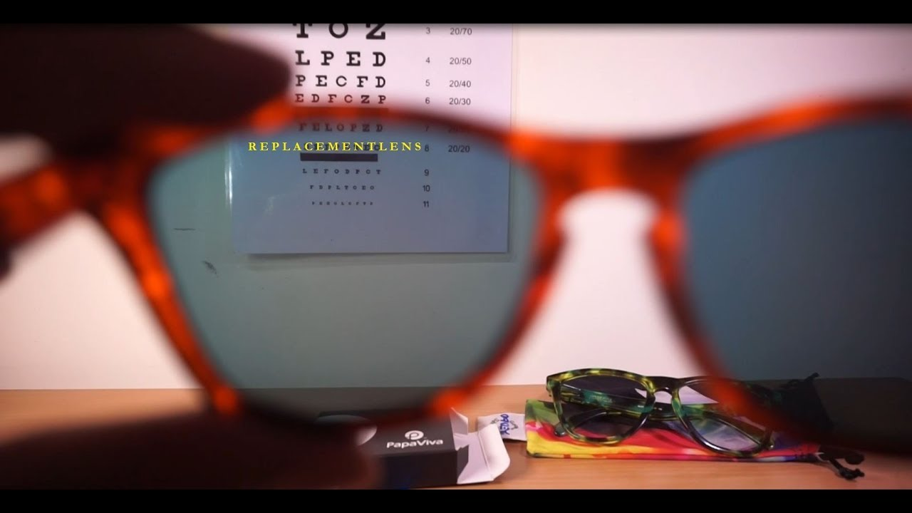 c3c9a7e071 PapaViva Replacement Lens Oakley Frogskins REVIEW - YouTube