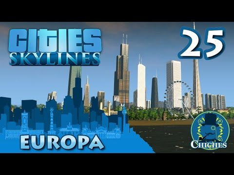 Cities Skylines - Europa - #25 en español