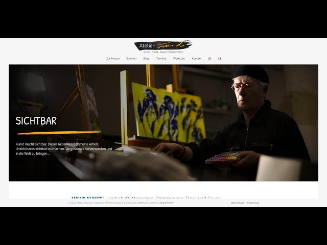sddefault » Webdesigner Saarbrücken » Freelancer Matt | Brand Artery