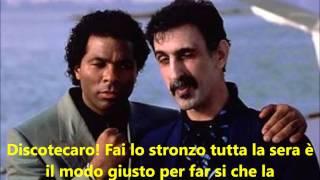 [SUB ITA] Frank Zappa - Disco boy  (sottotitoli in italiano)