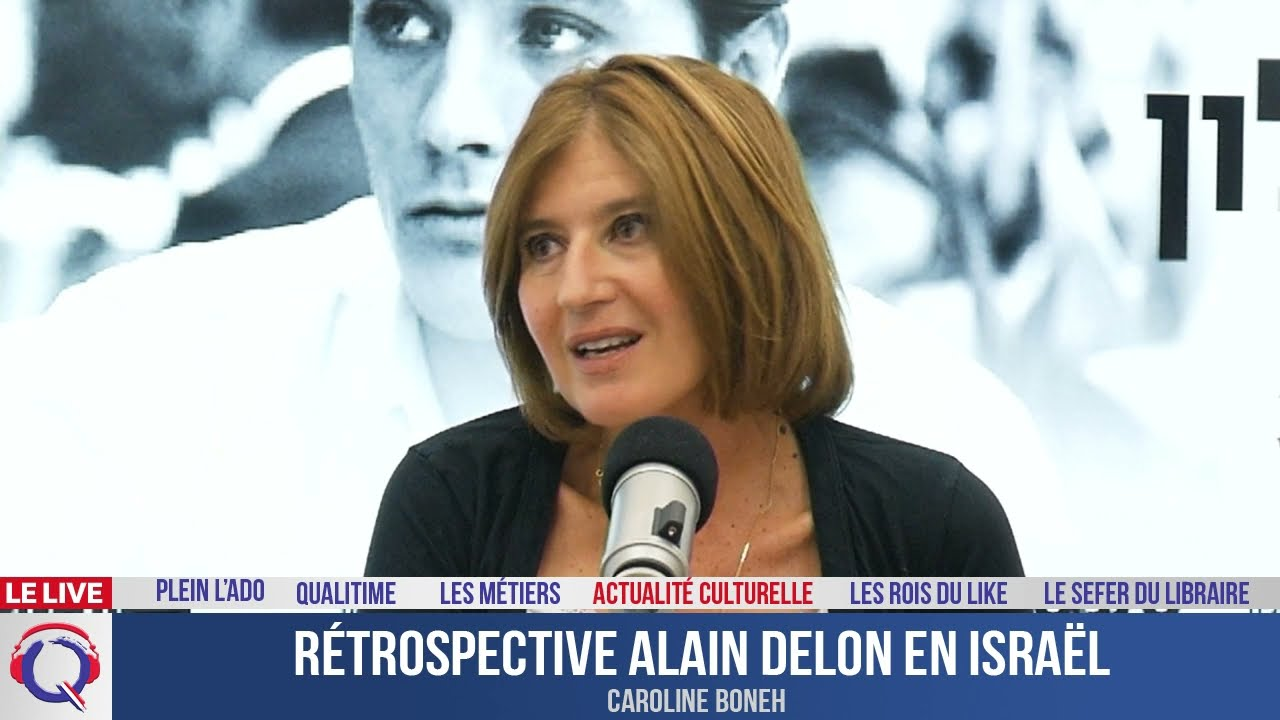 Rétrospective Alain Delon en Israël - Actuculture#278