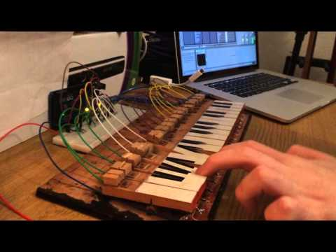 Project   Vintage Toy Synthesiser   Hackaday io
