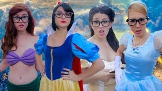 Hipster Disney Princess - THE MUSICAL thumbnail