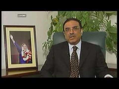 Frost over the World - Asif Ali Zardari - 15 Feb 08 - Part 1