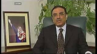Frost over the World - Asif Ali Zardari - 15 Feb 08 - Part 1
