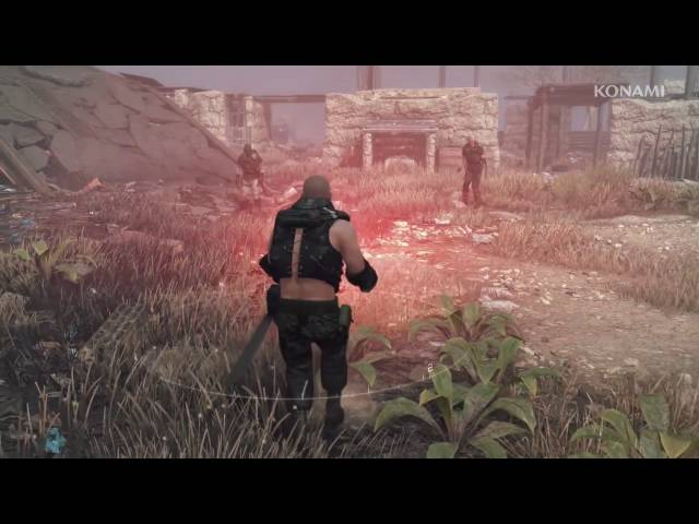 Metal Gear Survive - Démo de gameplay TGS 2016
