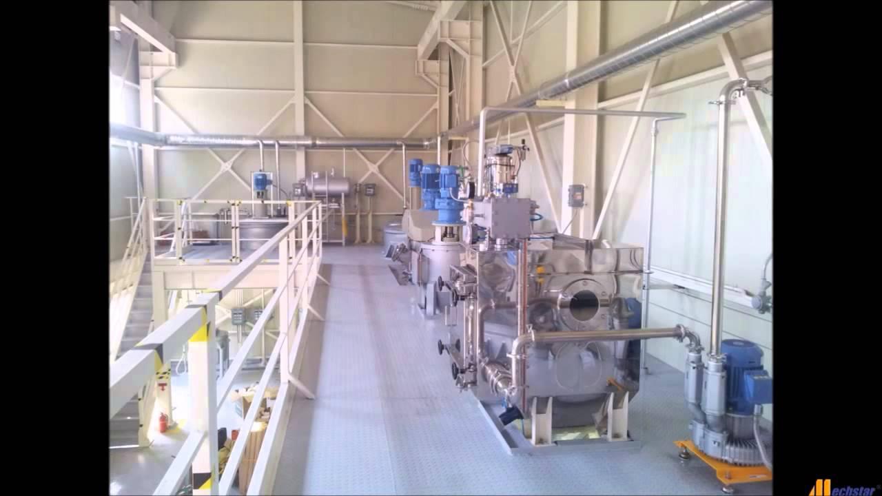 [Daesung Chemical Machinery-대성화학기계] NZO Pilot Jet Mill Plant