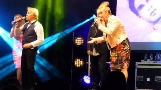 formerly of Bucks Fizz - Medley of Bucks Fizz songs