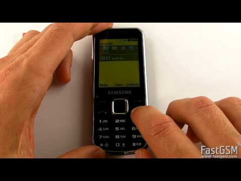 Unlocking Samsung C3530 via IMEI (Europe networks only)