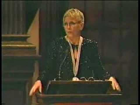 Dr. Anita Borg: Technology is changing the world