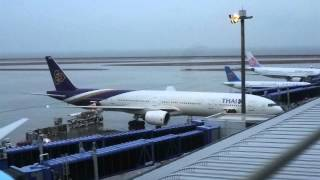 Repeat youtube video 2013/01/14 タイ国際航空 644便 / Thai Airways International 644