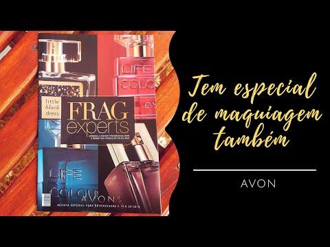 Frag Experts/Especial Maquiagem - Revista | Avon Campanha 19-20/2018