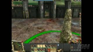 Warhammer: Mark of Chaos PC Games Feature-Commentary - Dev