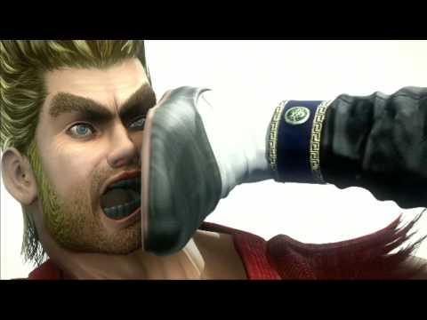 Tekken 6 - Easy way to beat Azazael - And...