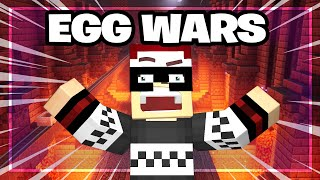 EFSANE MÜCADELE MİNECRAFT EGG WARS (Minecraft)
