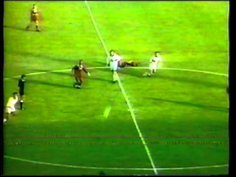 Goles del partido Roma - Reggiana con gol de Daniel Fonseca.