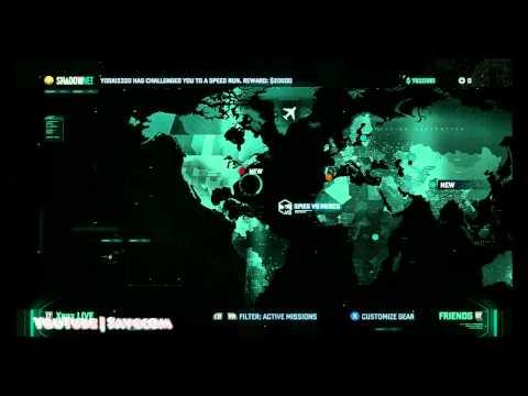 Splinter Cell: Blacklist - Gone Dark - Sub Hack