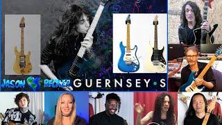 Jason Becker's Legendary Guitars at Guernsey's Auctions July 15, 2021  Jason Becker Fundraiser