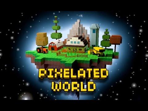 Pixel Gun 3D: Level 1-9 (Pixelated World Campaign) Walkthrough Complete