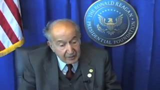 Ronald Reagan Administration Oral History Video: Richard Pipes Interview