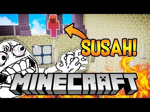 PARKOUR TERPANJANG DAN TERSUSAH !? 😡 (Minecraft Parkour Indonesia)