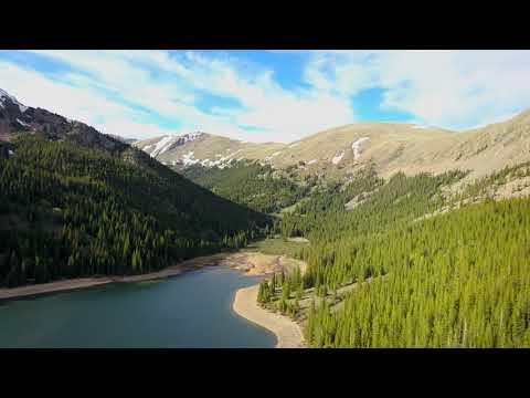Jefferson Lake, Colorado 4k