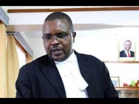 How attackers raided Nyeri Speaker's home  | KTN News Centre