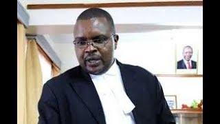 How attackers raided Nyeri Speaker's home