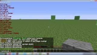 Minecraft Hileleri Bölüm 1 Huzuni Vip Versiyon