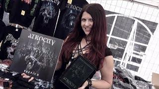 ATROCITY - OKKULT II (Unboxing Video)
