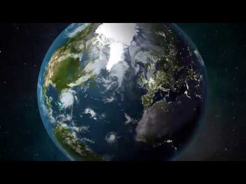 Earth Navigator - After Effects template