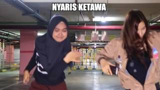Download Video ETA TERANGKAN LAH (BEHIND THE SCENES) - Ria Ricis x Marisha Chacha MP3 3GP MP4