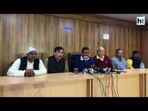 Supreme Court order unconstitutional: AAP's Arvind Kejriwal Mp3